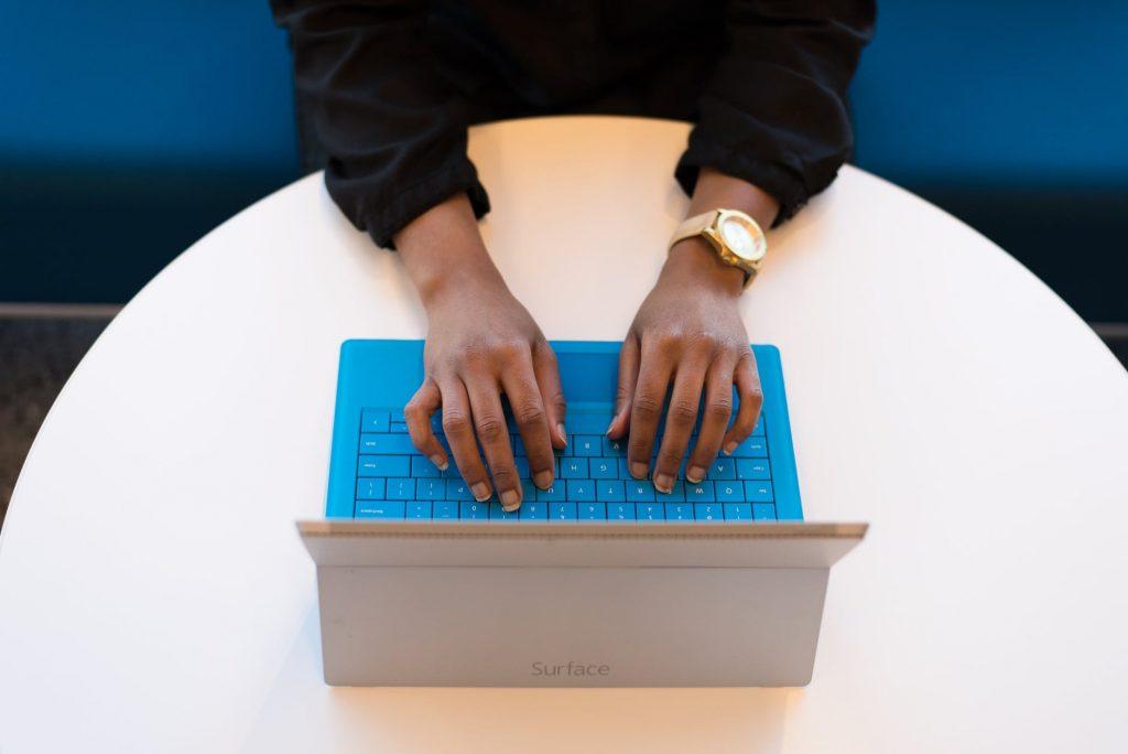 produção de conteúdo - blu marketing digital